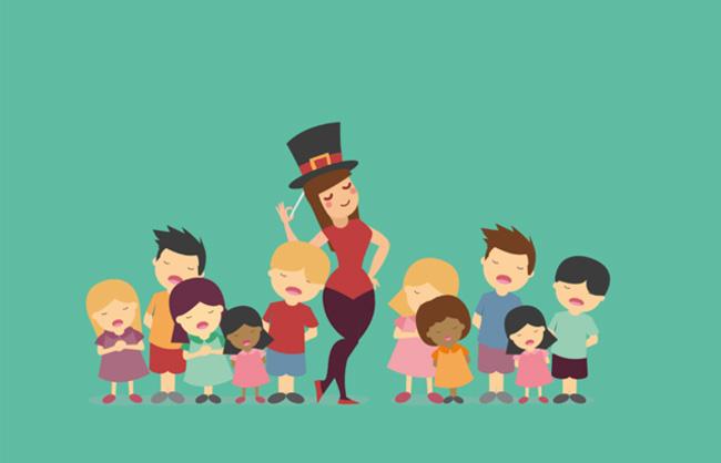 Con tutti i bambini del mondo (opening)